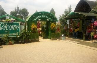 kebun begonia - hobbit-village-bandung